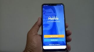 MeWe Best Chat & Texting App 2019 | How to Create Account | MeWe New Google+ Alternative