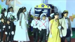 Excellent Cinderella Drama performance by Tiaano School children