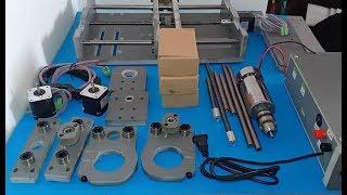 CNC Machine installation and Testing