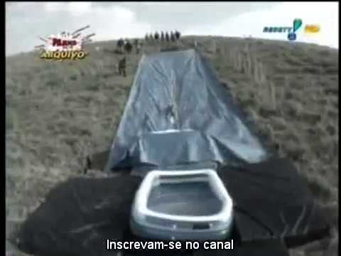 Pânico Na TV 03 07 2011 Prova do Ganso com as Panicats e os Prateados