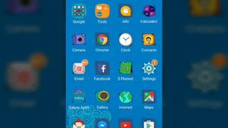 Samsung Galaxy j2 new software update