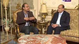 """عين على البرلمان - لقاء علاء أبو زيد """"محافظ مطروح""""يناقش مشكلة القمامة على هامش إجتماع لجنة التنمية"""