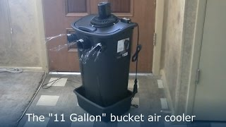 Homemade Air Conditioner DIY - The