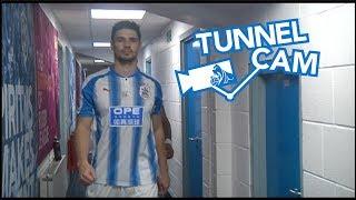 TUNNEL CAM: Huddersfield Town vs Swansea City