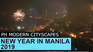 New Year in Manila 2019 Philippines