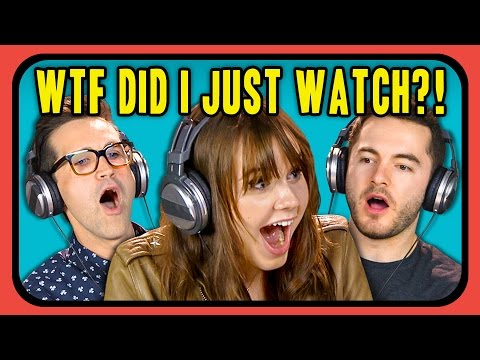 Xxx Mp4 YOUTUBERS REACT TO WTF DID I JUST WATCH COMPILATION 3gp Sex
