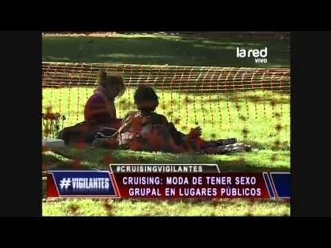 Vecinos del Parque Forestal denuncian sexo grupal