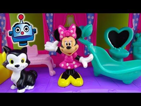 Juguetes de minnie mouse bowtique juguetes para ni as - Casa de minnie mouse ...