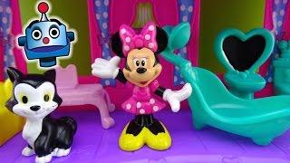 Minnie La Casa de Minnie Minnie's House - Juguetes de Minnie