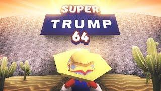 Super Trump 64 playthrough