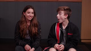 BEHIND THE LYRICS:  Johnny Orlando & Mackenzie Ziegler's
