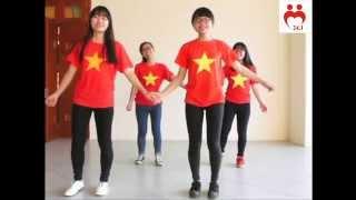 [24.1] Bài nhảy truyền thống Chi hội 24.1 - Tên Tôi Việt Nam