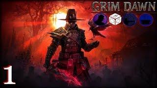 Let's Play Grim Dawn Co-Op - Ep. 1 - Strength In Numbers!