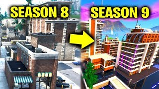 Say Hello To *NEW* Tilted Towers! - Fortnite