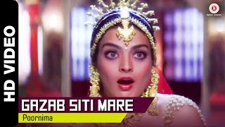 Ghazab Seeti Maare Full Video | Lahu Ke Do Rang (1997) | Bollywood Item Song
