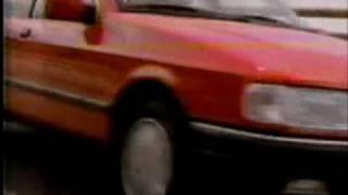 Ford Sierra 300 Sapphire - comercial 1990 - Venezuela