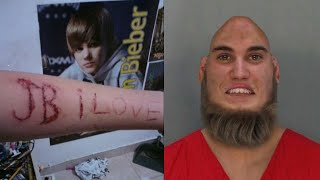 THE MOST INSANE JUSTIN BIEBER FANS EVER!