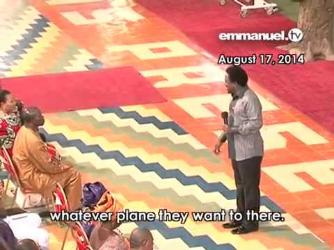 ISIS Prophecy 2015 by tb joshua