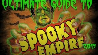 Ultimate Guide to Spooky Empire: Episode 9 (Cocktail hour!)