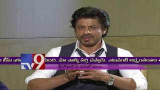 New Year With SRK - Shah Rukh Khan's First Ever Interview On TV9 !
