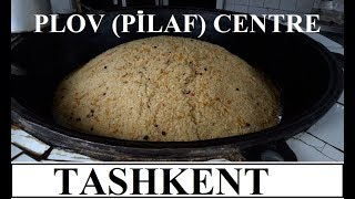 Uzbekistan/Tashkent-Central Asian (Uzbek) Plov (Pilaf) Centre Part 28