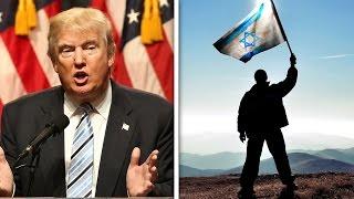 Trump Bucks UN On Israel
