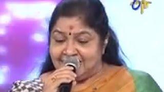Swarabhishekam - Chithra Performance - Virisinadi Vasantha Ganam Song - 31st August 2014