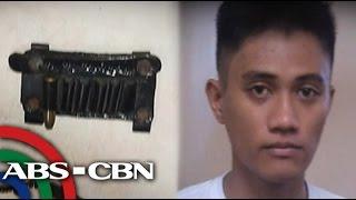 TV Patrol: Pasahero sa pier sa Maynila, biktima ng 'tanim-bala' modus?