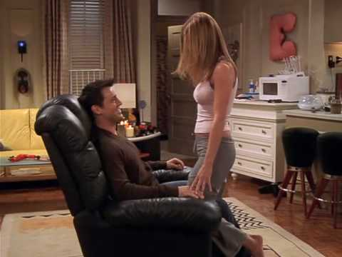 Jennifer Aniston s Sexy Ass and Nipples Hottest Scene of Friends