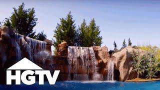 Insane Underwater Backyard Playground - HGTV