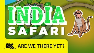 India: Safari - Travel Kids in Asia