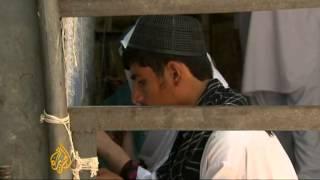 Afghan refugees in Pakistan fear deportation