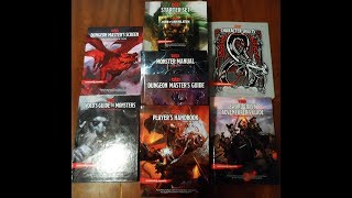 D&D 5th Edition Buyers Guide Part 1: Core Rules Supplements and Accessories