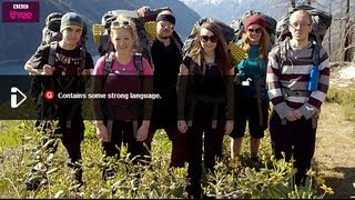 Extreme OCD Camp Episode 1 BBC documentary 2013  journey to the American wilderness