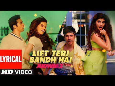 Xxx Mp4 Lyrical Lift Teri Bandh Hai Judwaa 2 Varun Jacqueline Taapsee David Dhawan Anu Malik 3gp Sex