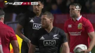 HIGHLIGHTS: Maori All Blacks v British & Irish Lions