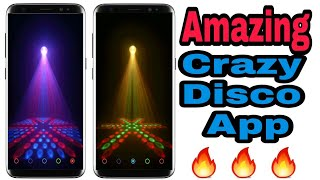 🔥Disco Lights Effects on Screen | Android App Review |🔥