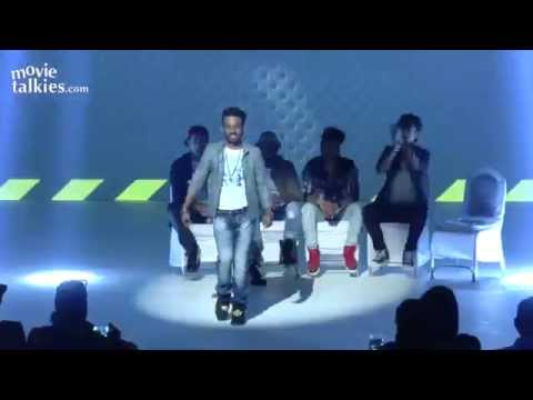 Dharmesh Sir Best Dance Performance - ABCD 2 Promotions