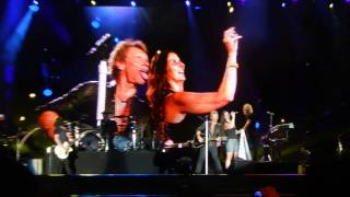 Who Says You Can't Go Home - Bon Jovi (ROCK in RIO 2013)