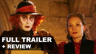 Alice Through The Looking Glass Trailer 2016 + Trailer Review : Beyond The Trailer