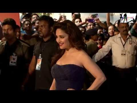 Xxx Mp4 Madhuri Dixit Cleavage Show In Front Of Her Husband Dr Shriram Nene At Filmfare Awards 3gp Sex