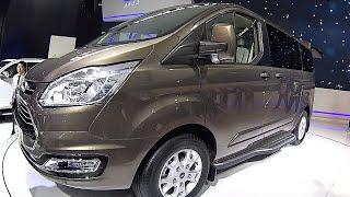 New VAN Ford Tourneo 2016, 2017  interior, exterior video