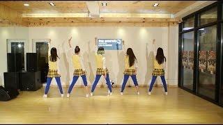 Crayon Pop (크레용팝) - FM Dance Practice Ver. (Mirrored)