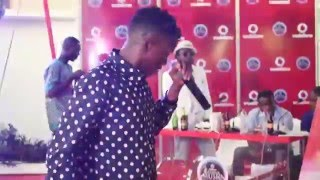 Kofi Kinaata - Performance at the VGMA internal launch for Vodafone staff