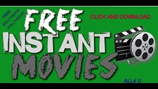 HOW TO DOWNLOAD BOLLYWOOD AND HOLLYWOOD MOVIES FOR FREE WITHOUT USING TORRENT