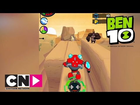 RECOMMENDED GAMES FROM Ben 10