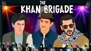 How Aamir, Salman, Shahrukh rules the Bollywood