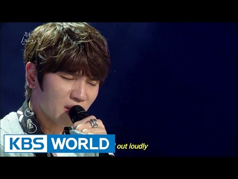 K Will I M Not The Only One Growing Yu Huiyeol S Sketchbook