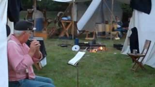Fifer Playing Civil War Music