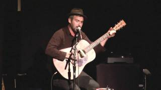 """William Elliott Whitmore - """"Johnny Law"""" Live at Pabst Theater (4/23/11)"""